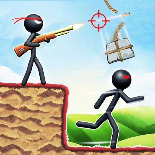 Mr Shooter Puzzle New Game 2021 – Shooting Games  APK MOD (Unlimited Money) 1.48