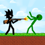 Stickman Zombie Shooter APK MOD (Unlimited Money) 1.4.10