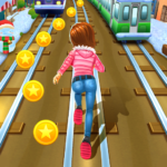 Subway Princess Runner APK MOD (Unlimited Money) 4.0.1