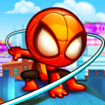 Super Spider Hero: City Adventure APK MOD (Unlimited Money) 1.4.2