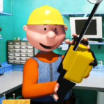 Talking Max the Worker APK MOD (Unlimited Money) 14