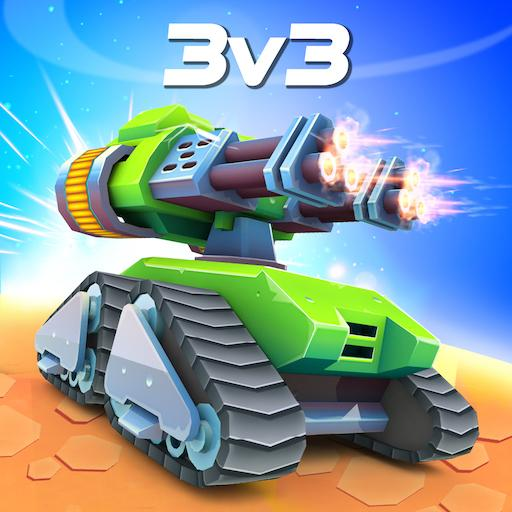 Tanks A Lot! – Realtime Multiplayer Battle Arena APK MOD 2.46 (Unlimited Money)