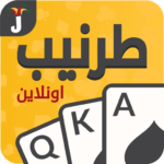 Tarneeb amp; Syrian Tarneeb 41  APK MOD (Unlimited Money) 19.7.1
