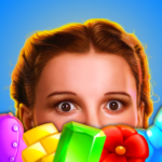 The Wizard of Oz Magic Match 3 APK MOD (Unlimited Money) 1.0.4462