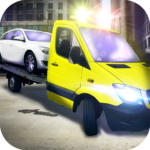 Tow Truck City Driving APK MOD (Unlimited Money) 1.1
