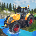 Tractor Driver Cargo 3D APK MOD (Unlimited Money) 3