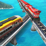 Train Simulator – Free Games APK MOD 153.4  (Unlimited Money) Varies with device
