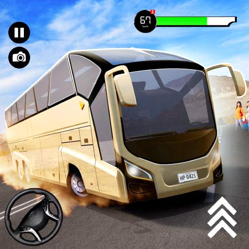 US Offroad Bus Driving Simulator 2018 APK MOD (Unlimited Money) 1.0.1