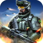 Warfare Strike:Global War APK MOD (Unlimited Money) 2.6.3