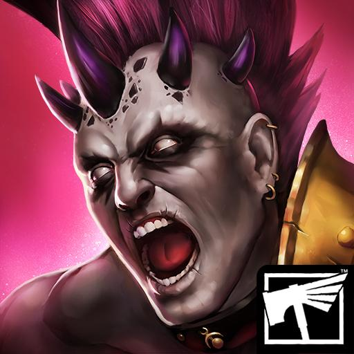 Warhammer: Chaos & Conquest – Build Your Warband APK MOD (Unlimited Money) 1.20.90