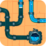 Water Pipes APK MOD (Unlimited Money) 7.6
