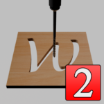 Wood Carving Game 2 – woodcarving simulator APK MOD (Unlimited Money) 1.12