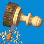 Woodturning APK MOD (Unlimited Money) 1.5