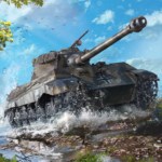 World of Tanks Blitz PVP MMO 3D tank game for free   APK MOD (Unlimited Money) 7.7.1.25