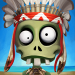Zombie Castaways   APK MOD (Unlimited Money) 4.26.2