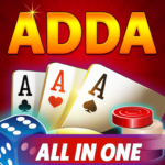 Adda : Rummy , Callbreak ,Solitaire & 29 Card Game APK MOD (Unlimited Money) 8.56