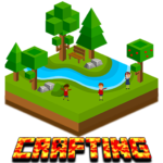 Adventure Craft: Crafting & Building APK MOD (Unlimited Money) 1.4.9