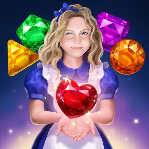 Alice in Puzzleland APK MOD (Unlimited Money) 2.4.1