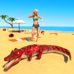 Angry Crocodile 2020 City Attack Simulator APK MOD (Unlimited Money) 1.0