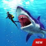 Angry Shark Attack – Wild Shark Game 2019 APK MOD (Unlimited Money) 1.0.2