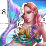 Art Coloring Coloring Book & Color By Number  APK MOD (Unlimited Money) 2.17.0