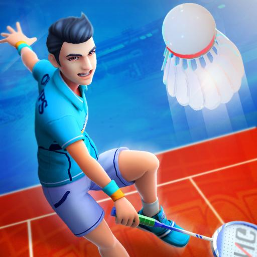 Badminton Blitz Free PVP Online Sports Game   APK MOD (Unlimited Money) 1.1.23.2