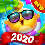 Bird Friends : Match 3 & Free Puzzle APK MOD (Unlimited Money) 32.2.0