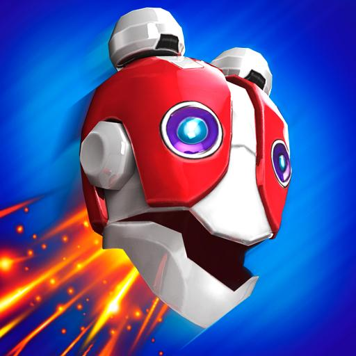 Blast Bots – Blast your enemies in PvP shooter! APK MOD (Unlimited Money) 0.3