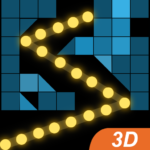 Bricks n Balls Breaker 3D – Puzzle Crusher APK MOD (Unlimited Money) 5.7