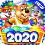 Bubble Breaker™ 2 Cooking Bear APK MOD (Unlimited Money) 1.0.4