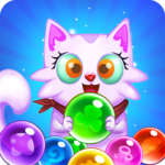Bubble Shooter: Free Cat Pop Game 2019 APK MOD (Unlimited Money) 1.24