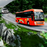 Bus Simulator : Bus Hill Driving game  APK MOD (Unlimited Money) 1.4.1
