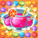 Candy Match 3 Puzzle: Sweet Monster APK MOD (Unlimited Money) 1.2.5