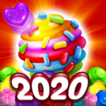 Candy Bomb Fever 2020 Match 3 Puzzle Free Game   APK MOD (Unlimited Money) 1.6.6