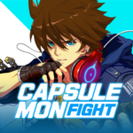 Capsulemon Fight! : Global Monster Slingshot PvP APK MOD (Unlimited Money) 2.36.0