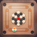 Carrom Royal Multiplayer Carrom Board Pool Game  APK MOD (Unlimited Money) 10.6.2