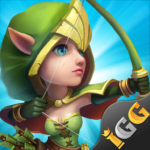 Castle Clash: Lonca Mücadelesi APK MOD (Unlimited Money) 1.6.8