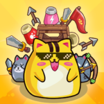 Cat'n'Robot: Idle Defense – Cute Castle TD PVP   APK MOD (Unlimited Money) 3.2.1