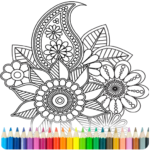Coloring Book for Adults APK MOD (Unlimited Money) 7.0.2