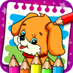 Coloring & Learn Animals – Kids Games APK MOD (Unlimited Money) 1.12