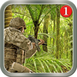 Combat Commando Gun Shooter APK MOD (Unlimited Money) 1.2