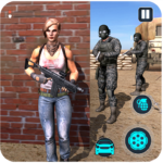 Commando Adventure Simulator APK MOD (Unlimited Money) 1.0