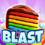 Cookie Jam Blast™ New Match 3 Game | Swap Candy APK MOD (Unlimited Money) 6.50.105