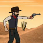 Cowboy Duel APK MOD (Unlimited Money) 0.6.4