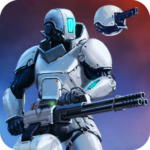 CyberSphere: SciFi Third Person Shooter APK MOD (Unlimited Money) 2.0.5