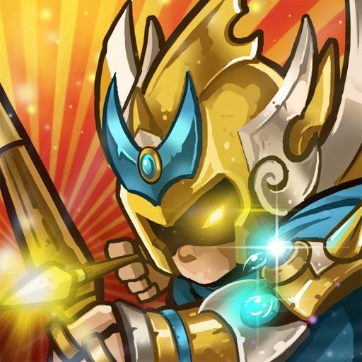 Defense Heroes: Defender War Offline Tower Defense APK MOD (Unlimited Money) 0.4.6