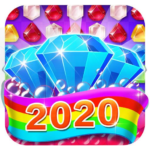 Diamonds Crush 2020 – jewel collect & blast APK MOD (Unlimited Money) 8.2.0000