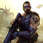 Evolution 2: Battle for Utopia. Shooting games APK MOD (Unlimited Money) 0.596.80222