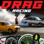 Fast cars Drag Racing game APK MOD (Unlimited Money) 1.2.0