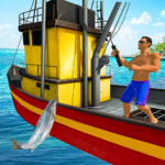 Fishing Ship Simulator 2020 : Fish Boat Game APK MOD (Unlimited Money) 1.10